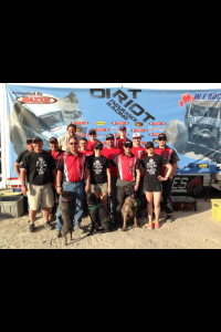Team Lucky Dog Racing!