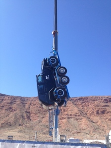 Interesting things in Moab...